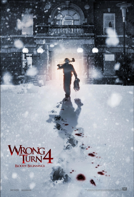 Wrong Turn 4: Bloody Beginnings Movie Review