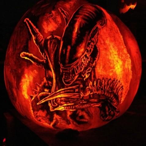 Bad Ass Gourds n' Sh*t: Awesome Pumpkins & Jack O' Lanterns
