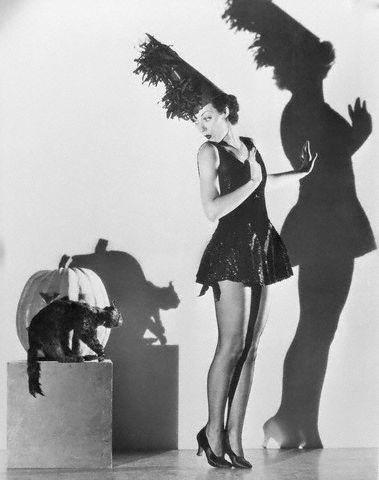 Halloween Portrait of Joy Hodges