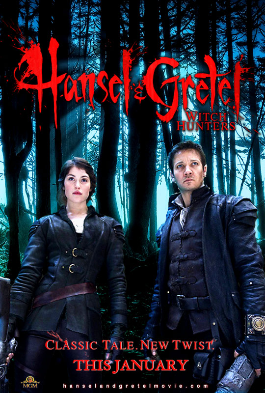Hansel Gretel Witch Hunters 2013 Movie Review