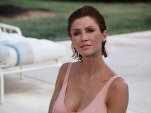 Victorial Principal as Pamela Barnes Ewing