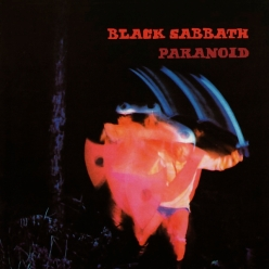 Black Sabbath Paranoid Cover