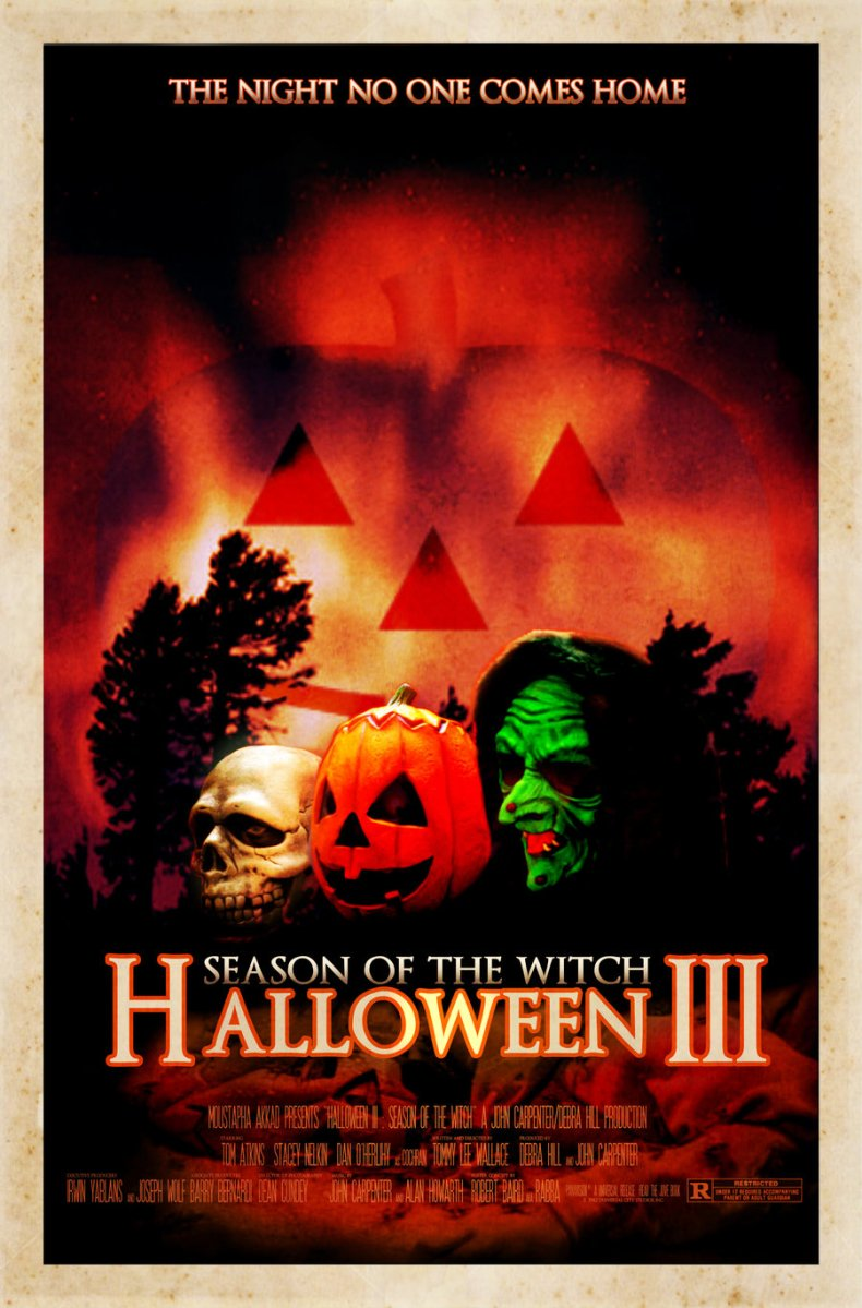 halloween iii: season of the witch /halloween iii/