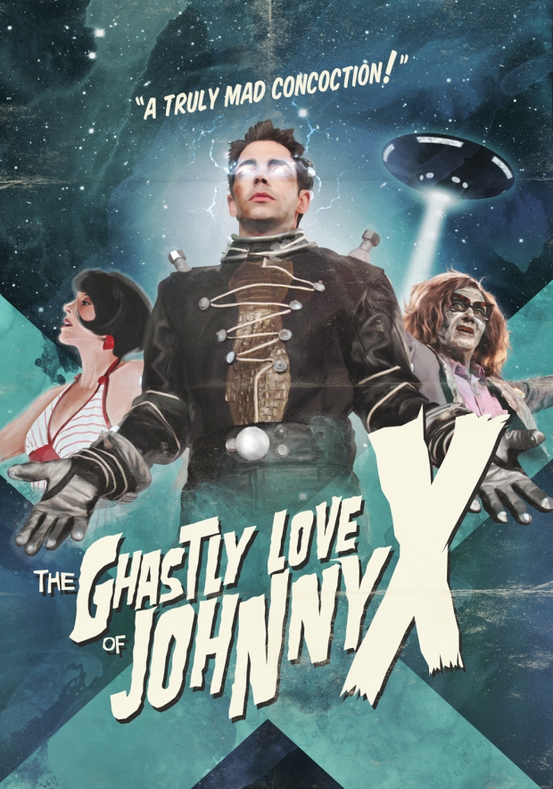 Johnny X DVD front cover