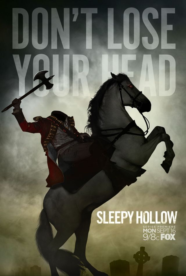 "How Do We Feel About the New ""Sleepy Hollow"" Series from ..."