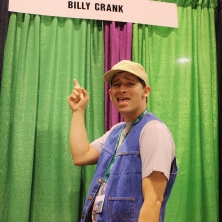 Billy Crank