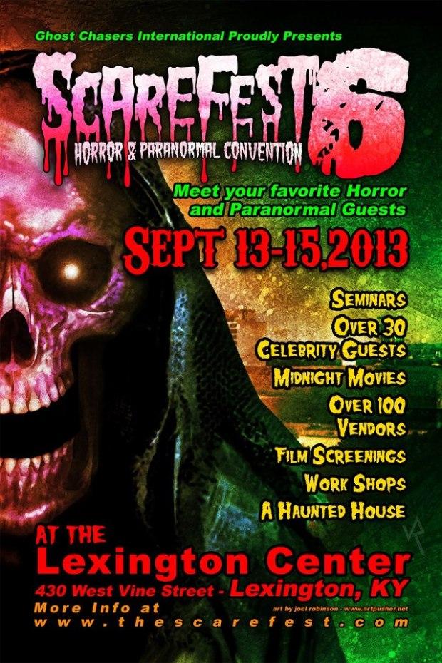 Scarefest2013