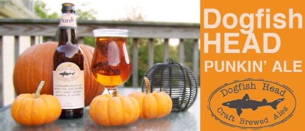 Dogfish Head Punkin Flash