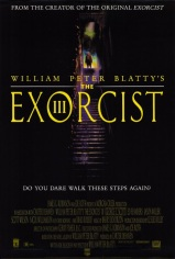 Exorcist 3 poster
