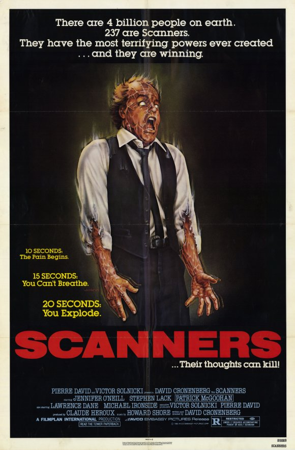 Scanners–If You Think You're Being Deceived…
