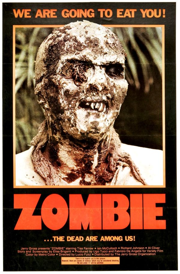 Zombie Master Lucio Fulci's 'Zom...