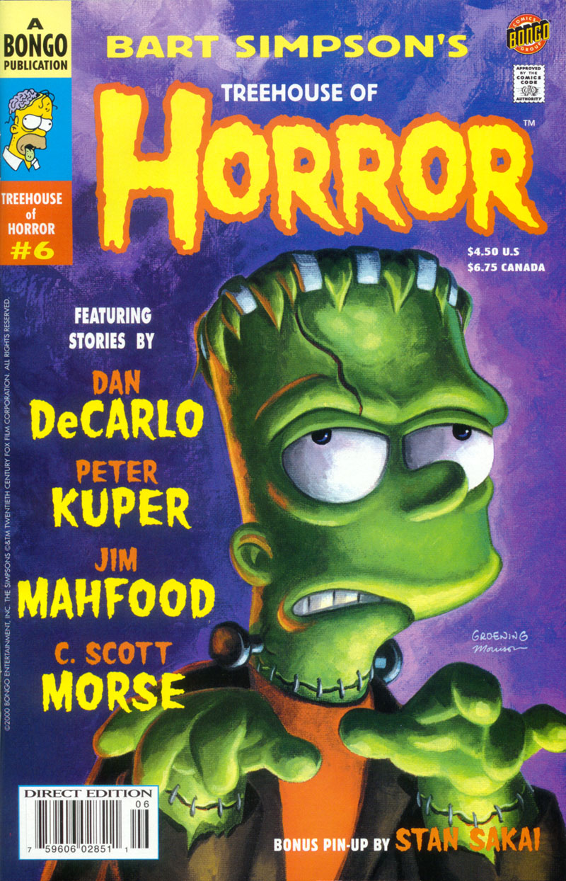 Bart Simpson's Treehouse of Horror 06 – 00 – FC