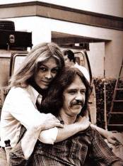 Jamie-Lee-Curtis-and-John-Carpenter-on-the-set-of-Halloween