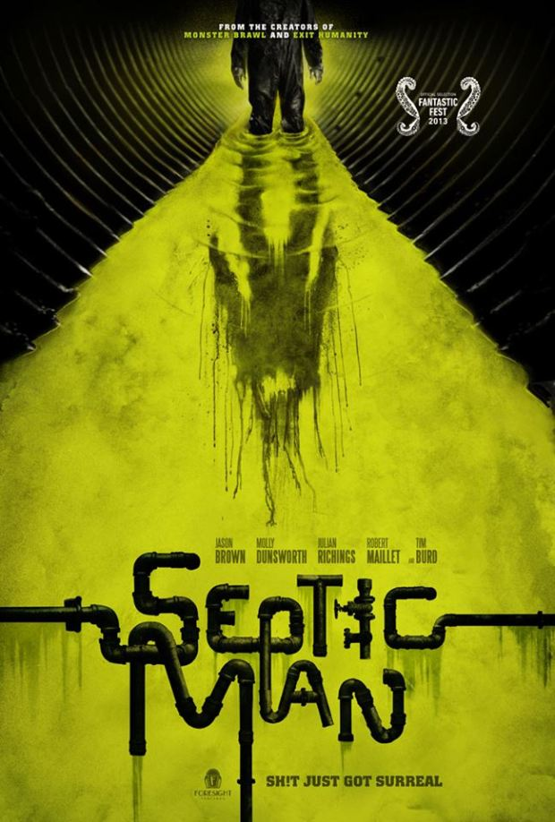 septic man poster