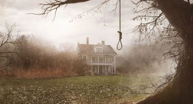 conjuring-house